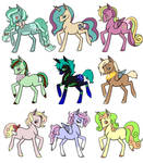 My Little Adopted Ponies