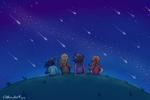 Starry sky #1 - Elementia