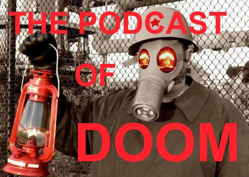 Deviant Art Podcast of Doom Cover