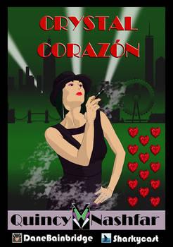 Crystal Corazon - Quincy Nashfar