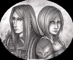 Art Collab Guild Wars
