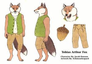 Tobias Refsheet