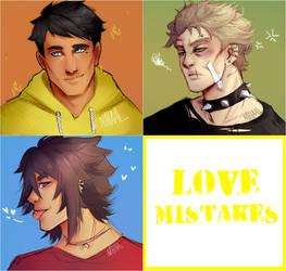 LM Main Boys by SmoczyFarmer