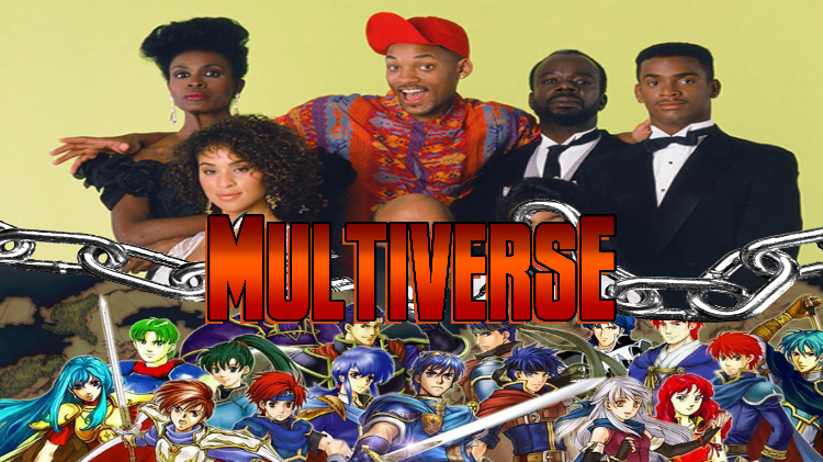 Multiverse FPoBA to FE by onlyherefordb