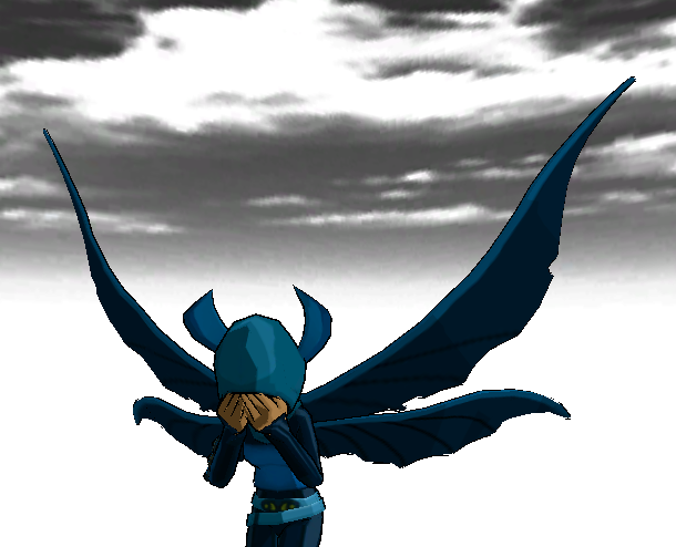 Fusionfall wings of fury by invisabella on deviantart for Wings of fury