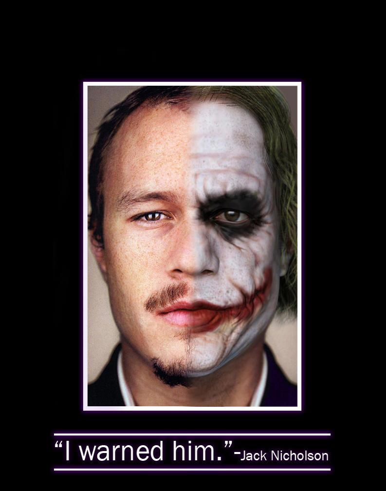 The Joker Final by CreativeJuiciz