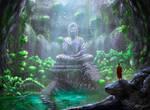 Ancient Cave of Belief