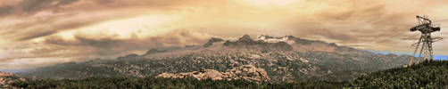 Dachstein panorama HDR by minm01