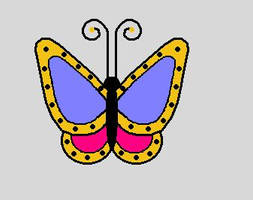 Butterfly by MinervaSnape