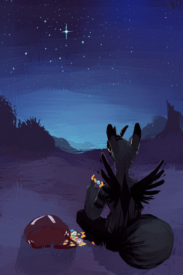 Stargazer by ToothlessEgo