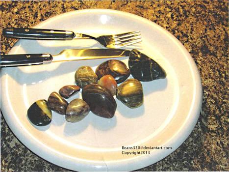 Rock Salad  Do Not Eat