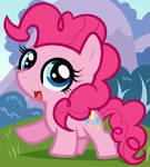 Pinkie Pie, My Little Pony Chibi