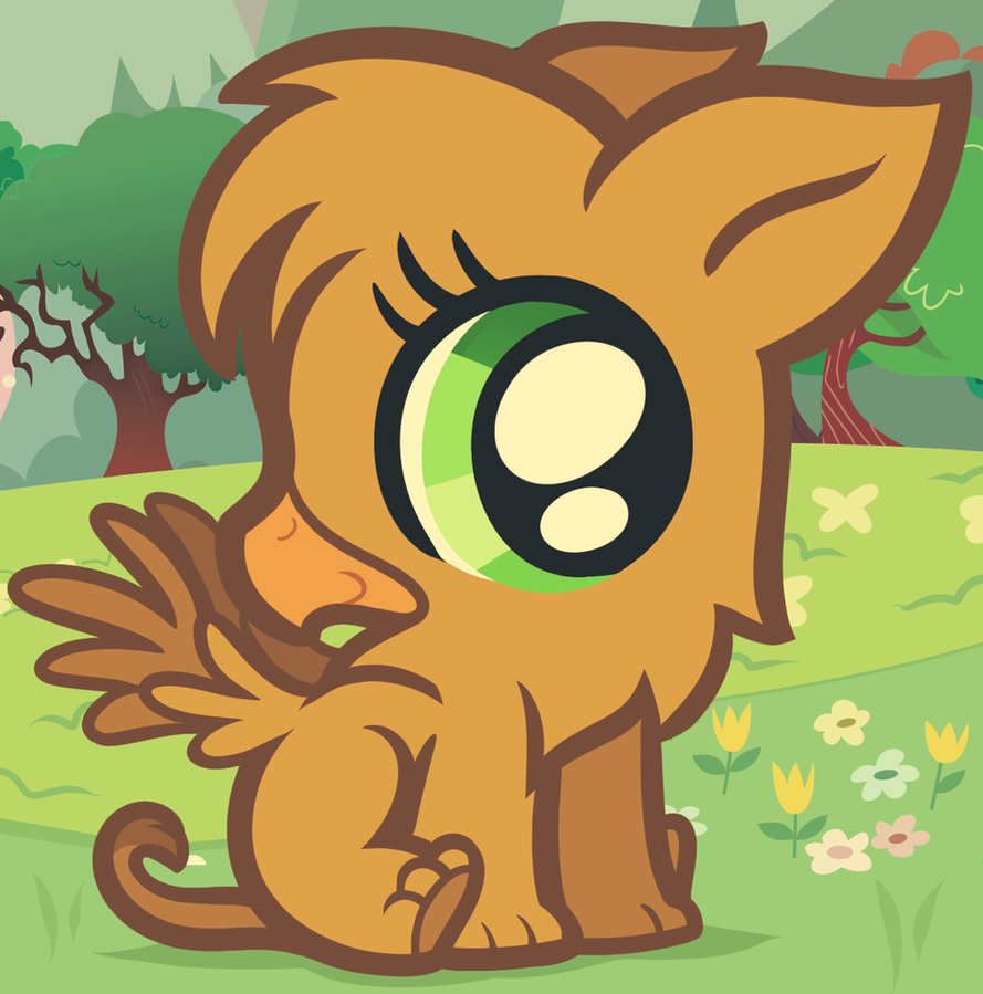 baby griffin coloring pages - baby griffon vector by dragoart on deviantart