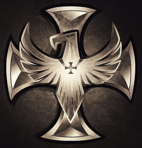 German Iron Cross By Dragoart