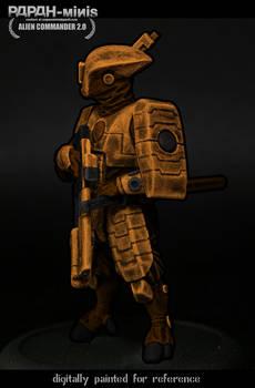 Alien Commander 2.9 DigiPaint