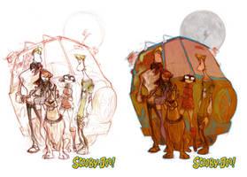 Scooby Doo Process