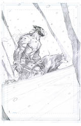 Weapon X by JohnTimms