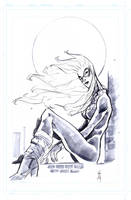 Quick BlackCat Sketch by JohnTimms