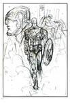 Captain First Avenger