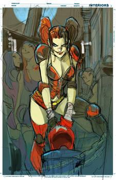 Harley Sketch!