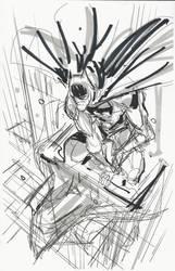 More Sketching!