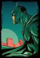 Batman! by JohnTimms