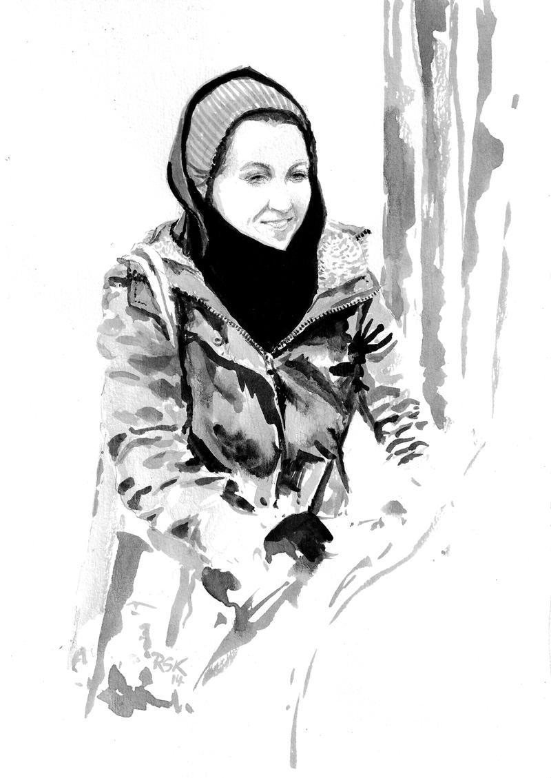Mareike December by rskrakau