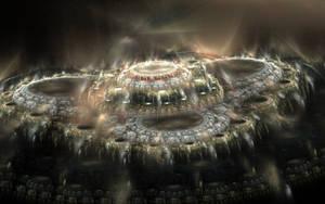 City of Lights by bakadeshoo