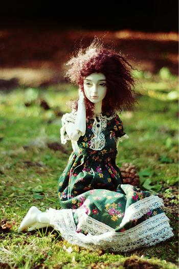 I suppose I am fancy by Arckaya