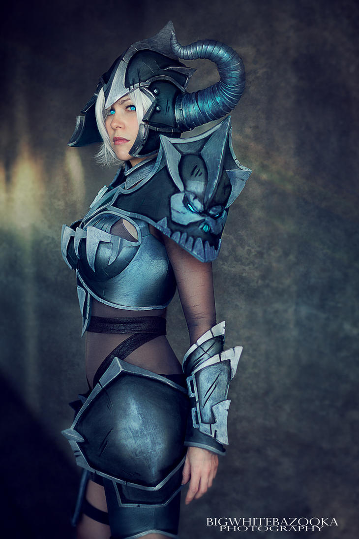 League Of Legends - Darkrider Sejuani by BigWhiteBazooka