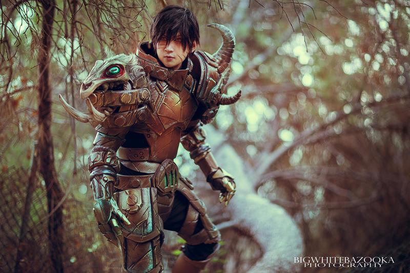 World of Warcraft_Prideful Warrior by BigWhiteBazooka