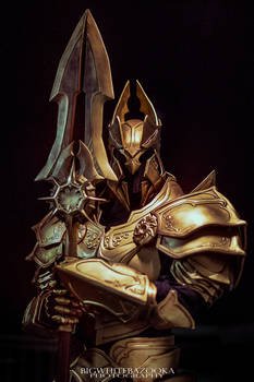 Diablo III_Imperius Cosplay by Fabricator Djinn