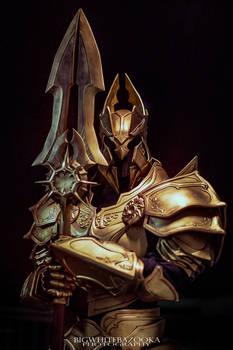 Diablo III_Imperius Cosplay by Fabricator Djinn