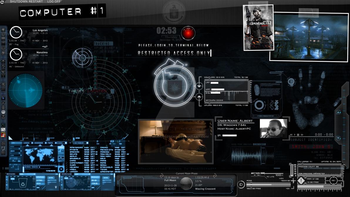 Amateur Spy v3.0 [Final] (Screenshot Only) by OmegaManLegend