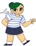 Animal Crossing Pocket Camp: Liz by LeeNeji4evs