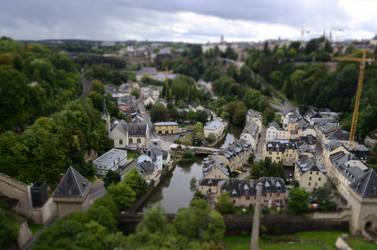 Model Town? by lurker-