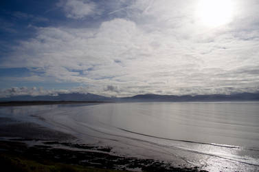 Another view of Inch Beach by lurker-