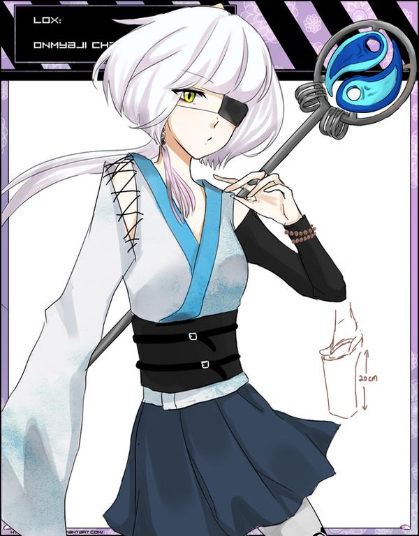 LoX : AU Mei Omnyaji by mazuchi