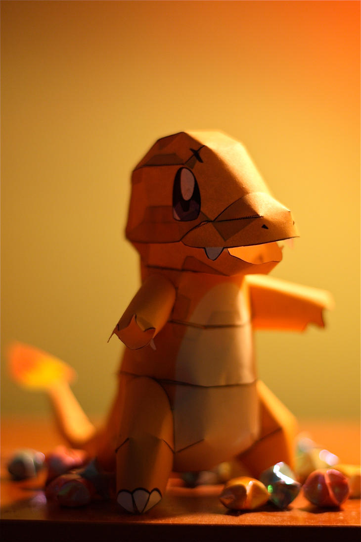 Charmander by Clothing-Optional