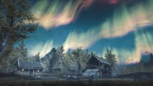 By The Lake Walden - Skyrim