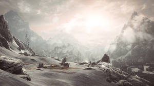To The West - Skyrim