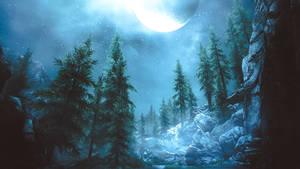Behind the Veil - Skyrim