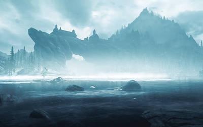 Solitude - Skyrim by WatchTheSkiies