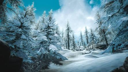 Snow Covered - Skyrim