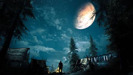 Tomorrow Will Take Us Away - Skyrim by WatchTheSkiies