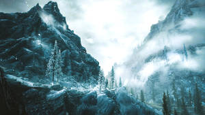 Throat of the World - Skyrim by WatchTheSkiies