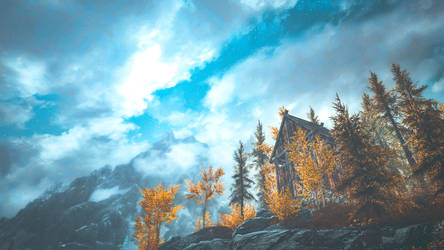All Along the Watchtower - Skyrim by WatchTheSkiies