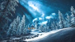On a Cold Night II - Skyrim