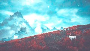 Above the Earth - Skyrim