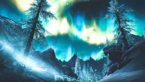 Tracks Of Never-Ending Light - Skyrim